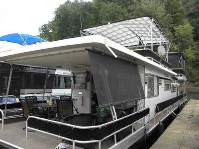 Sumerset 14x60 Houseboat