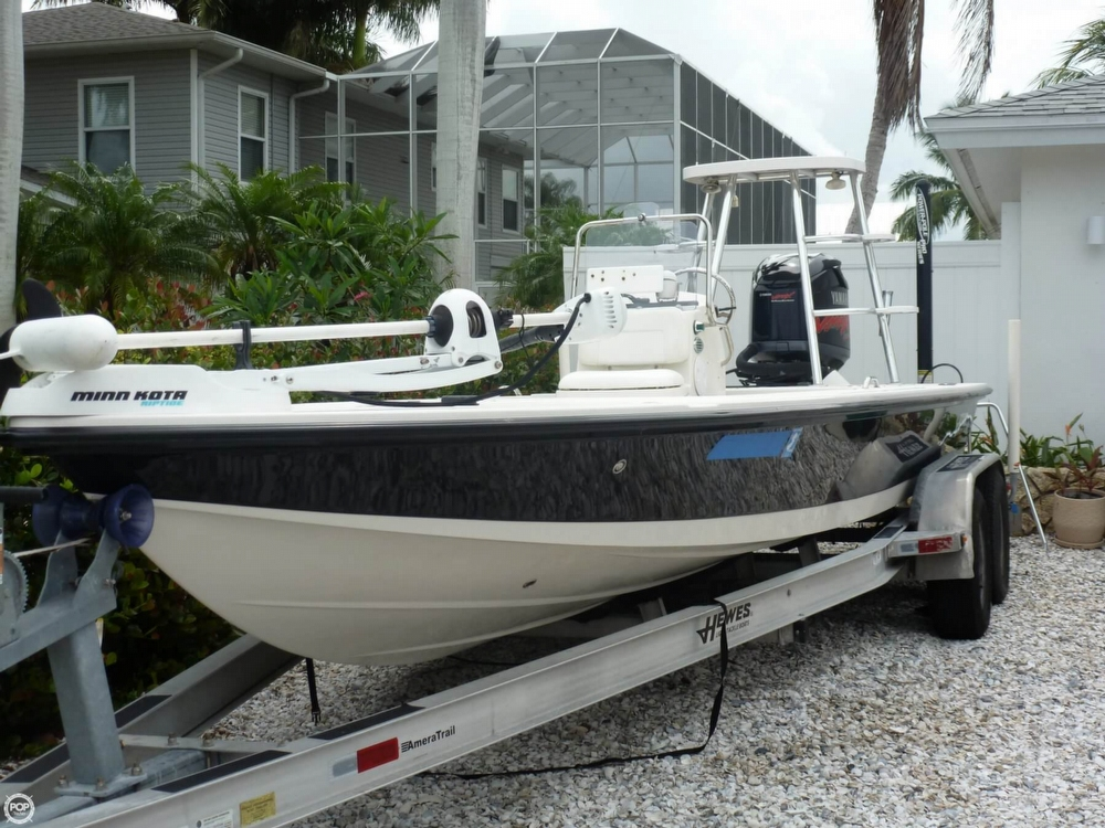 Hewes Redfisher 21 2008 Hewes 218 RedFisher for sale in Naples, FL