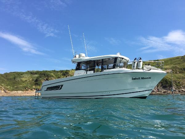 Jeanneau Merry Fisher 855 Marlin Merry Fisher 855 Marlin Offshore