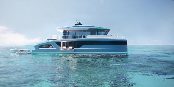 Corona Yachts 70 Lazzara Corona 70