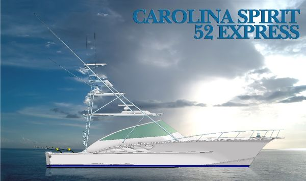 Carolina Spirit Tournament Series Express 52