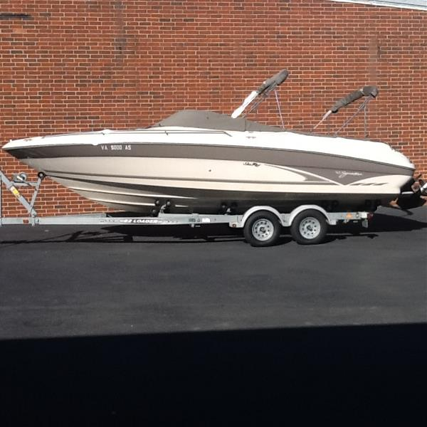 Sea Ray 260 Bow Rider