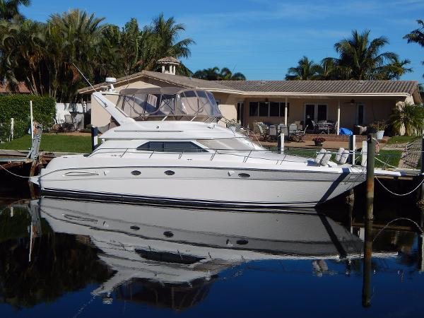 Sea Ray 450 Express Bridge Maeva