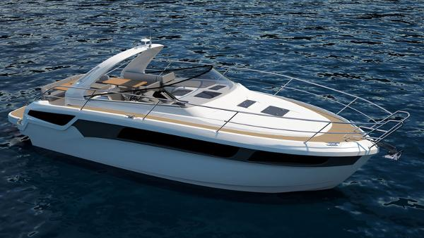 Bavaria S36 Open Manufacturer Provided Image: Bavaria Sport 36 Open