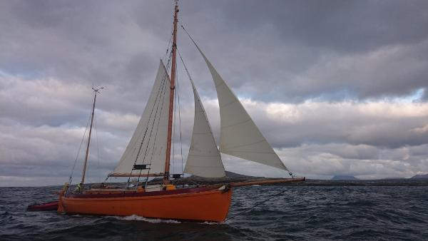 Colin Archer Type Gaff ketch Colin Archer type Gaff Ketch