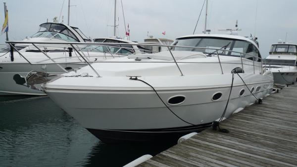 Neptunus 55 Cabrio dockside