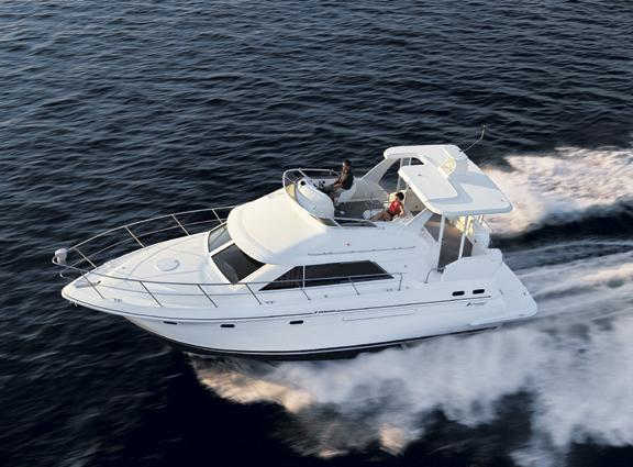Cruisers 3750 Motoryacht Manufacturer Provided Image
