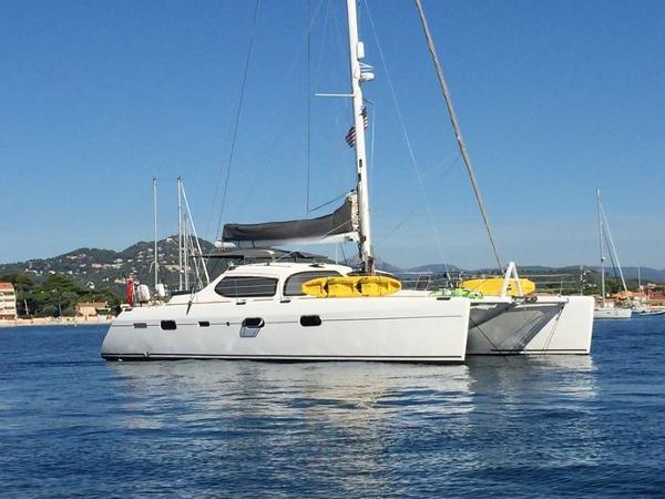 Alliaura Privilege 585 Privilege 585 - 5 cabins version