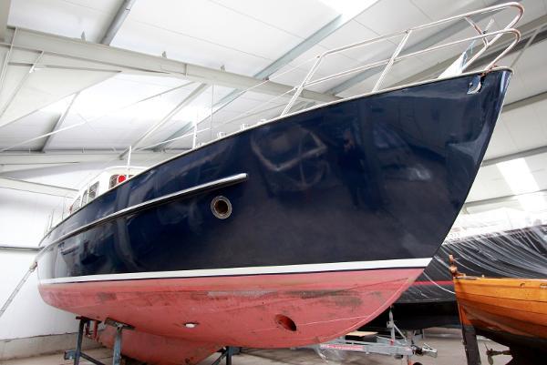 Custom Vennekens 37 kotter