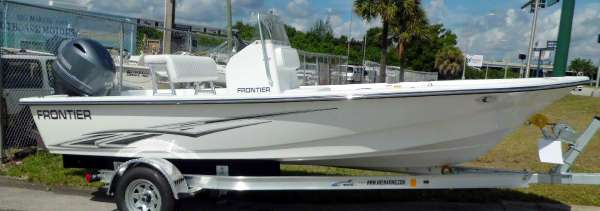 Frontier Boats Frontier 180