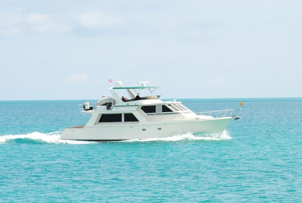Offshore Pilothouse Sharon Ann