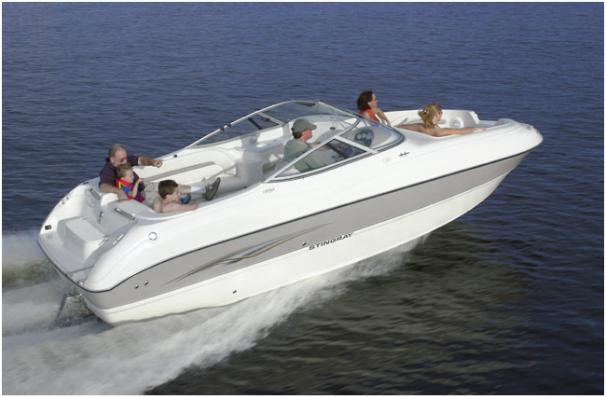 Stingray 220 DR Manufacturer Provided Image
