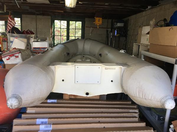 West Marine Rib 310 Inflatable