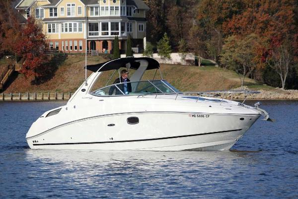 Sea Ray 280 Sundancer Main Profile