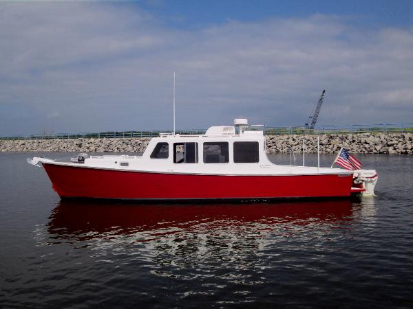 Eco-Trawler Aluminum 33 Eco-Trawler
