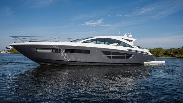 Cruisers Yachts 60 Cantius Main Profile
