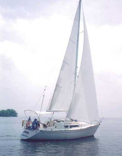 C&C 30 Mark II C&C 30 - Sailing