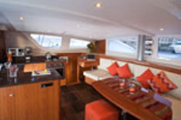 Matrix Yachts Vision 450 Interior