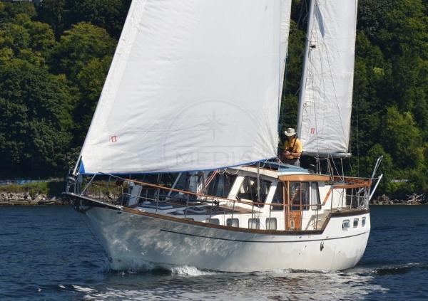 Siltala Nauticat 44 SILTALA YACHT - NAUTICAT 44 - exteriors