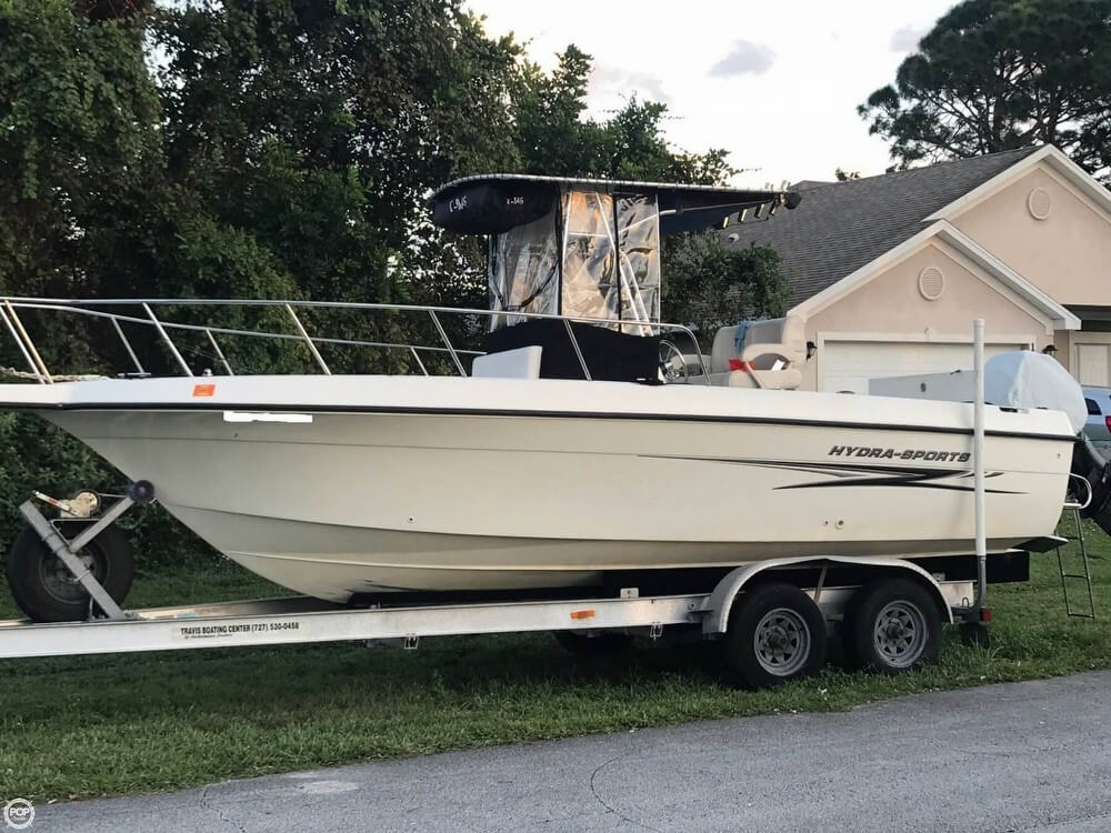Hydra-Sports 230 CC 2005 Hydra-Sports 230 CC for sale in Port Saint Lucie, FL