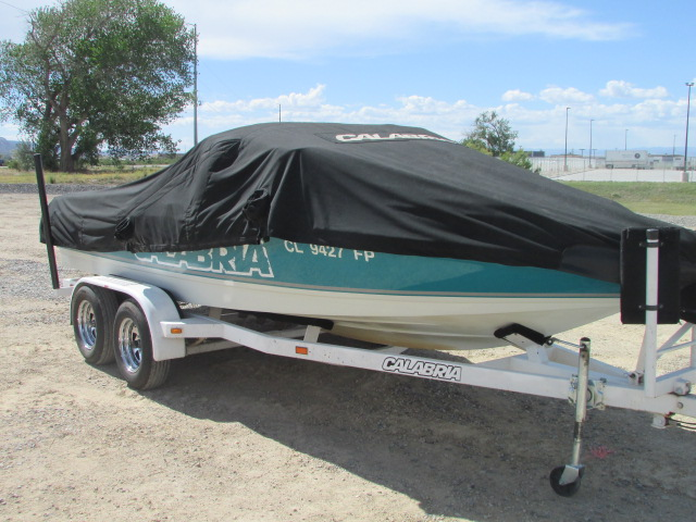 Calabria Boats Sport Comp XTS 20