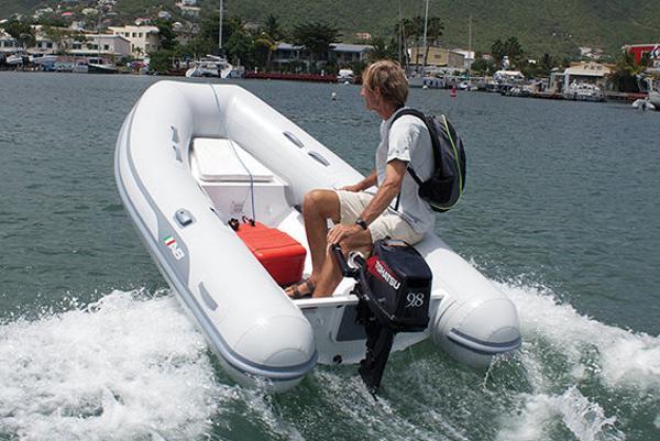 AB Inflatables Lammina 9.5 AL