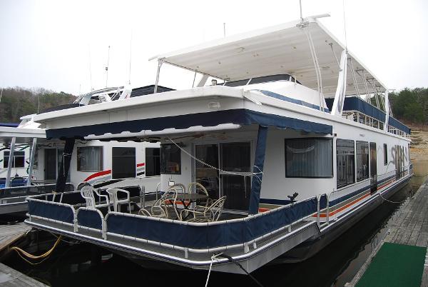 Sumerset Houseboats Houseboat 18 X 85