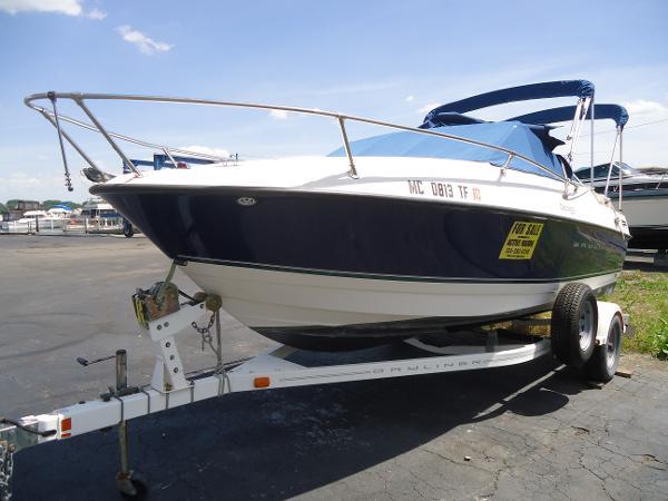 Bayliner 192 Discovery Cuddy