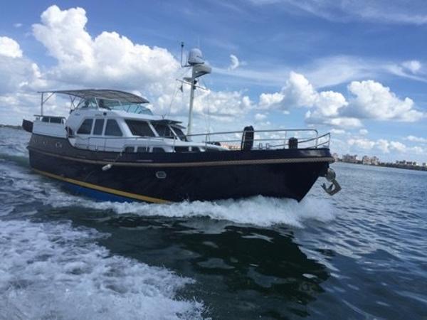 Linssen Grand Sturdy 470 Trawler 2002 Linssen Grand Sturdy 470
