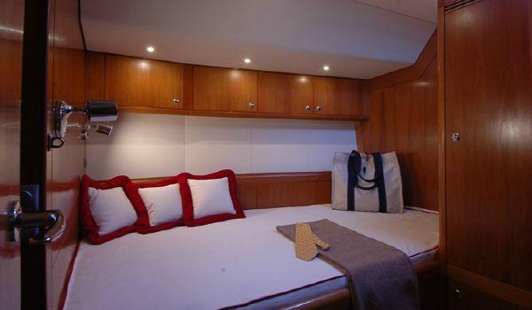 Nautor's Swan 53 Guest Cabin