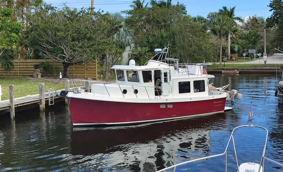 "American Tug ""34"" Pilothouse Trawler"