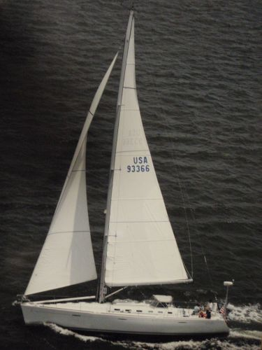 Beneteau First 47.7 Beneteau 47.7 Sleigh Ride!!