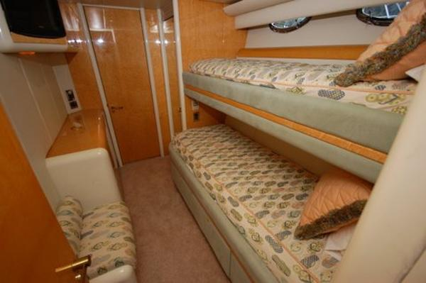 Aft Starboard Guest Cabin