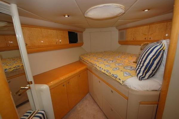 Forward Guest/Crew Cabin