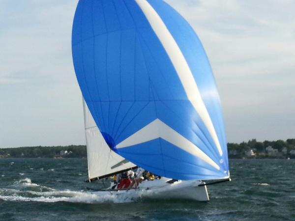 J Boats J/70 J/70 tearing it up!!
