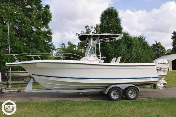Bayliner Trophy 2503 CC 1996 Bayliner Trophy 2503 CC for sale in Mandeville, LA