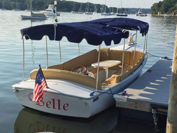 Duffy 21 Electric Boat