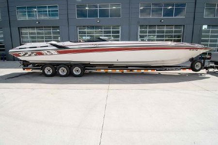 Fountain Boats For Sale >> Fountain 42 Lightning Boats For Sale Boats Com
