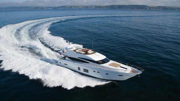 Princess 78 Motor Yacht Princess 78 Motor Yacht