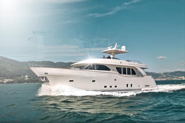 Benetti Style Cantieri Navali Adriatico 73 Benetti Style Crosera 73