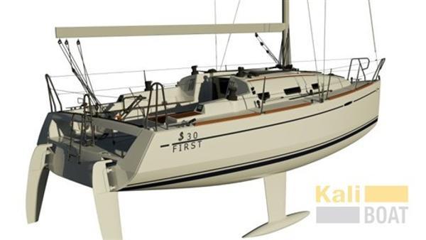 Beneteau first 30 jk FIRST 30 JK 3D