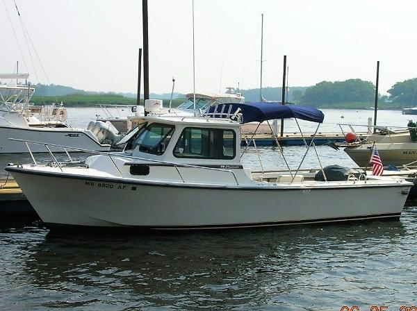 Steiger Craft 25 Chesapeake