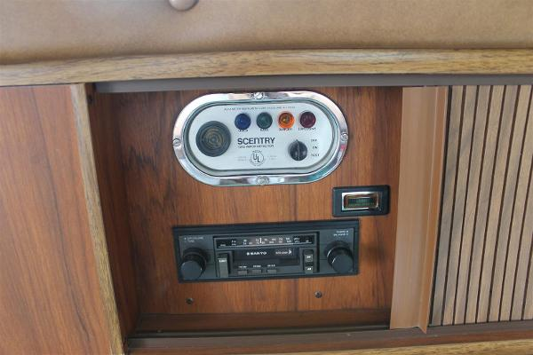 Gas Vapor Detector and Marine Stereo