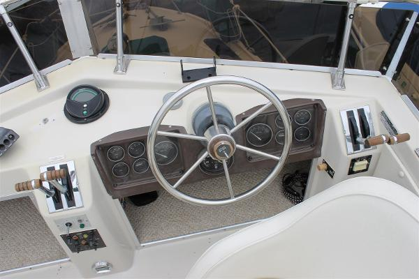 Upper Helm Controls