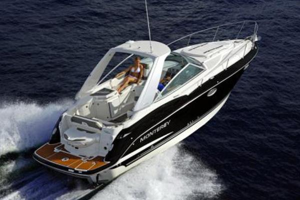 Monterey 295 Sport Yacht Manufacturer Provided Image
