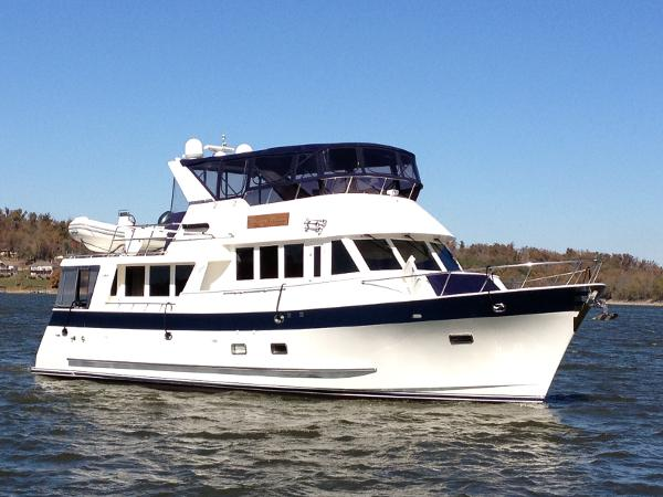 Alaskan 56 Raised Pilothouse Taken 10-28-12