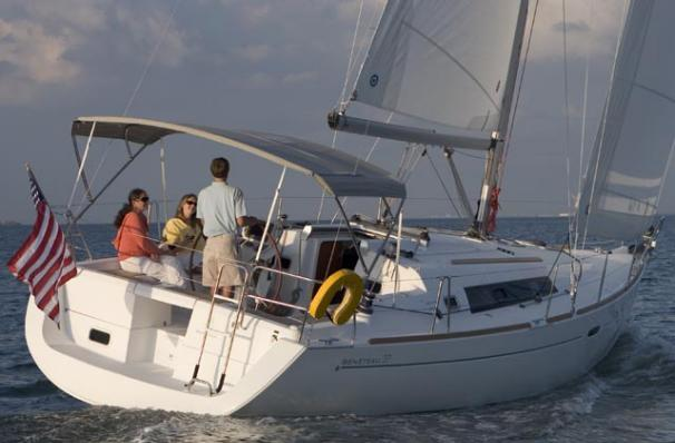 Beneteau 37 Manufacturer Provided Image