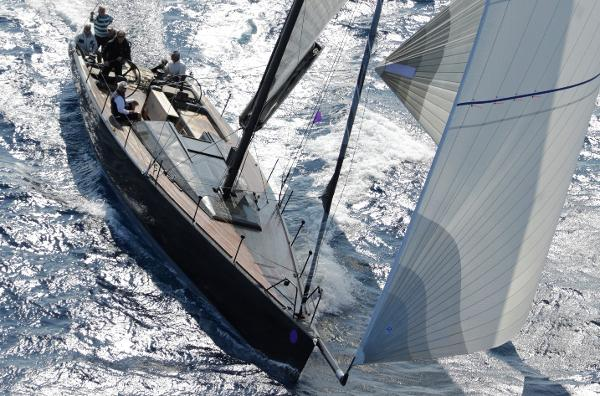 Frers 57 Day Sailer
