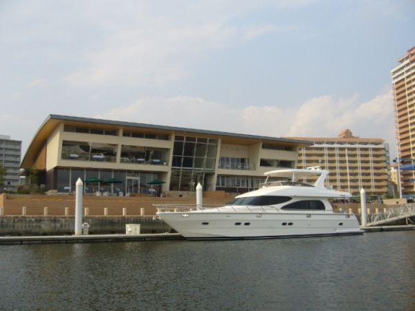 Horizon Flybride Motor Yacht Photo 1