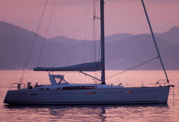 Beneteau America Oceanis 58 Manufacturer Provided Image